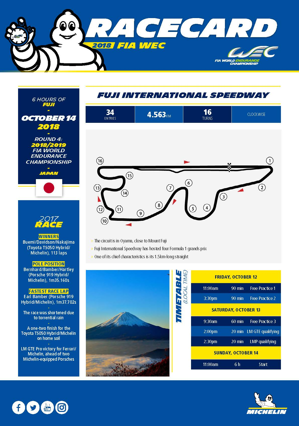 Michelin_Racecard_WEC_Fuji_2018_UK_V3_Page_1