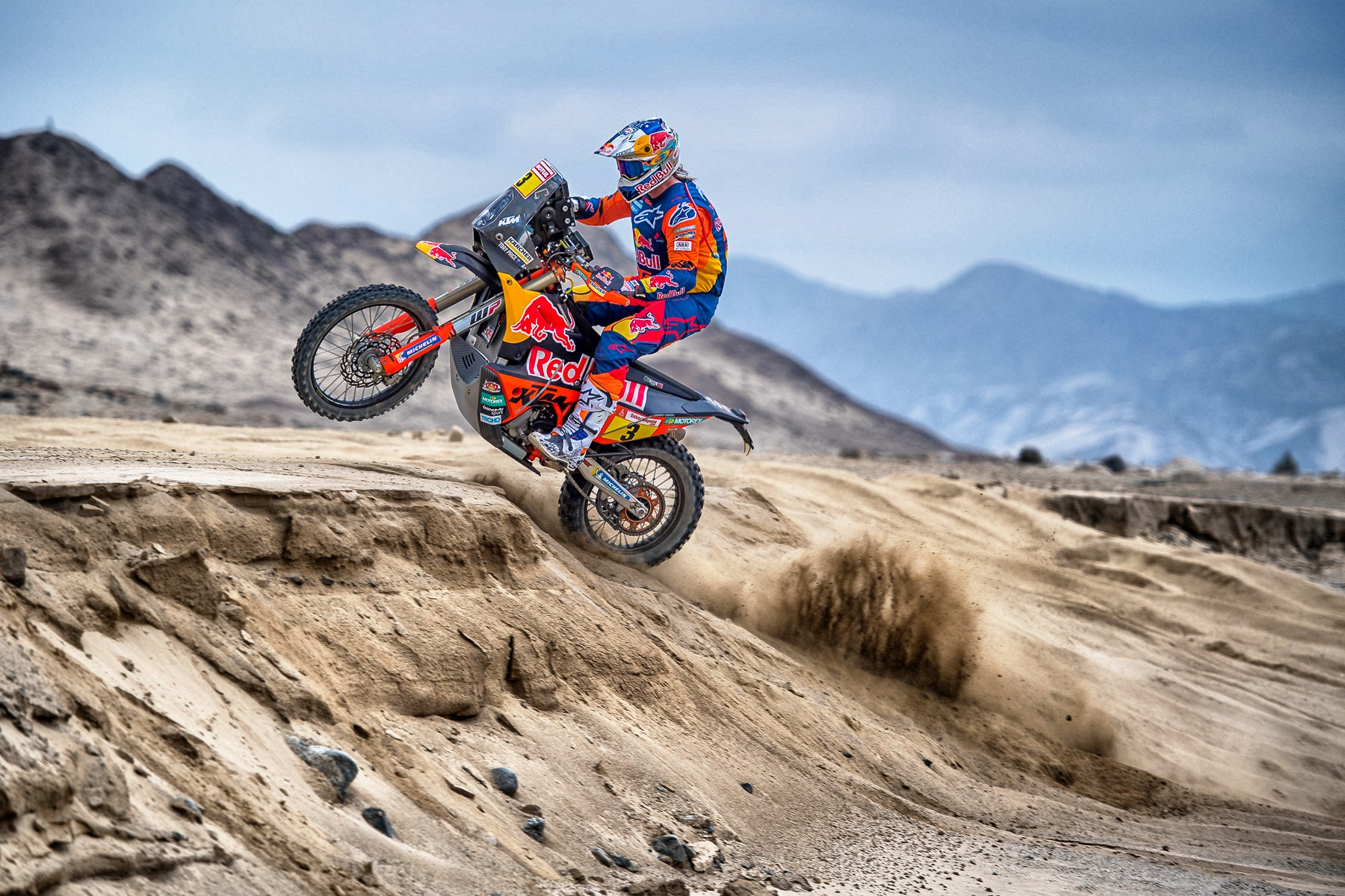 2019 Dakar: 18th straight win for KTM and Michelin