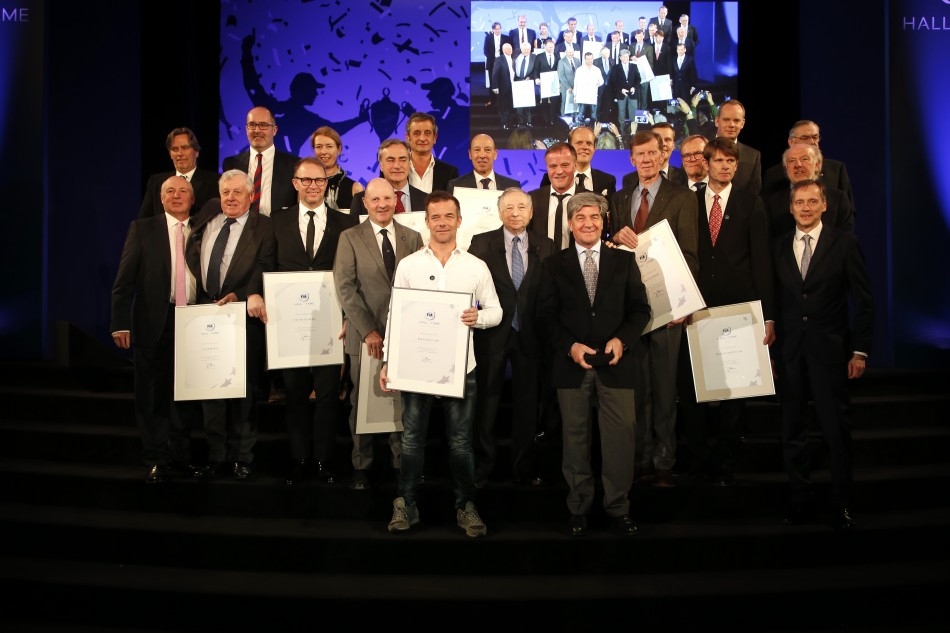 The FIA inaugurates rallying Hall of Fame