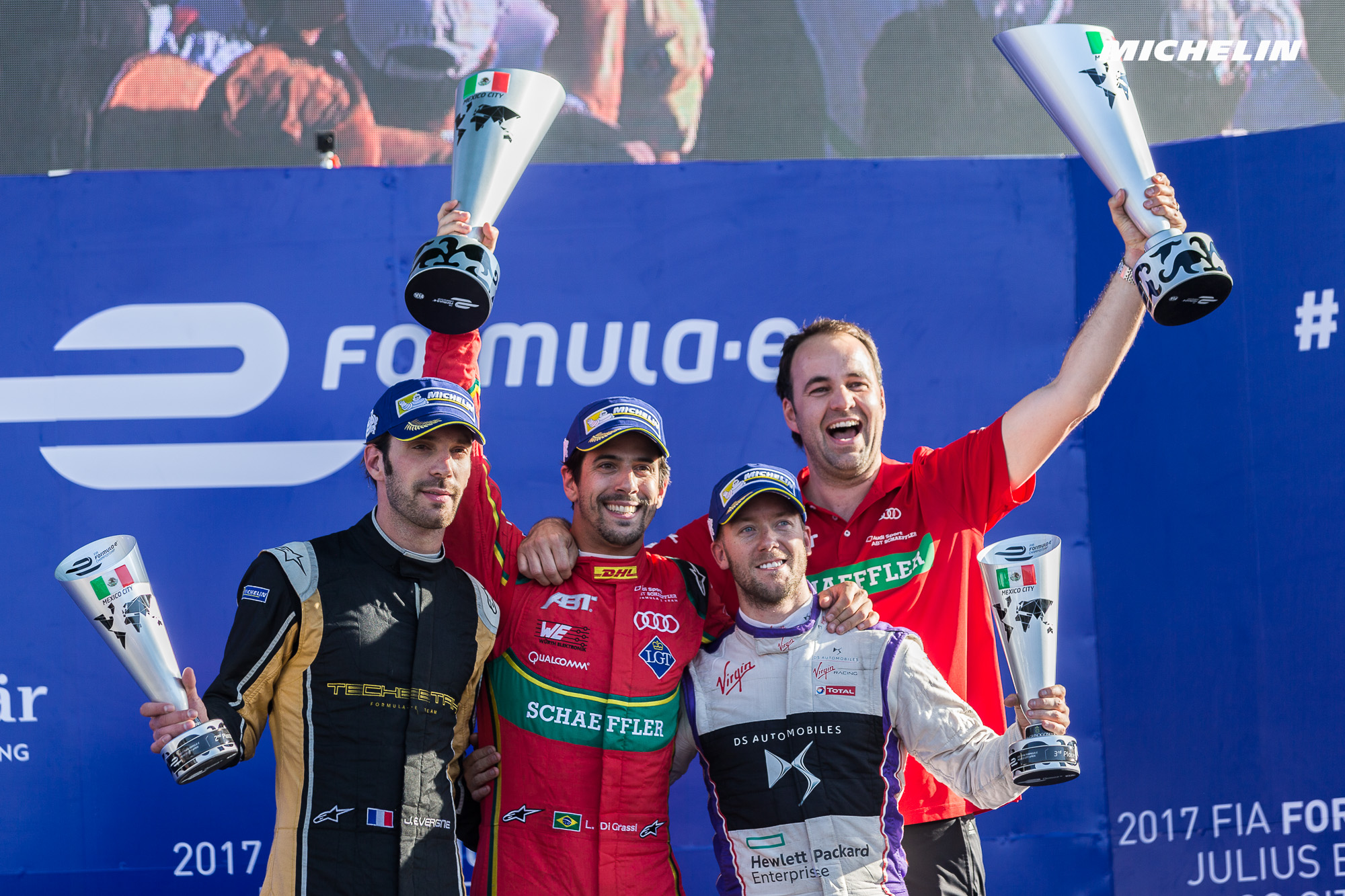 Mexico City ePrix: di Grassi claims surprise win