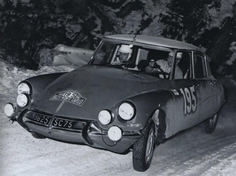 Monte Carlo 1966: Citroën and Michelin win another 'duel of '66'…