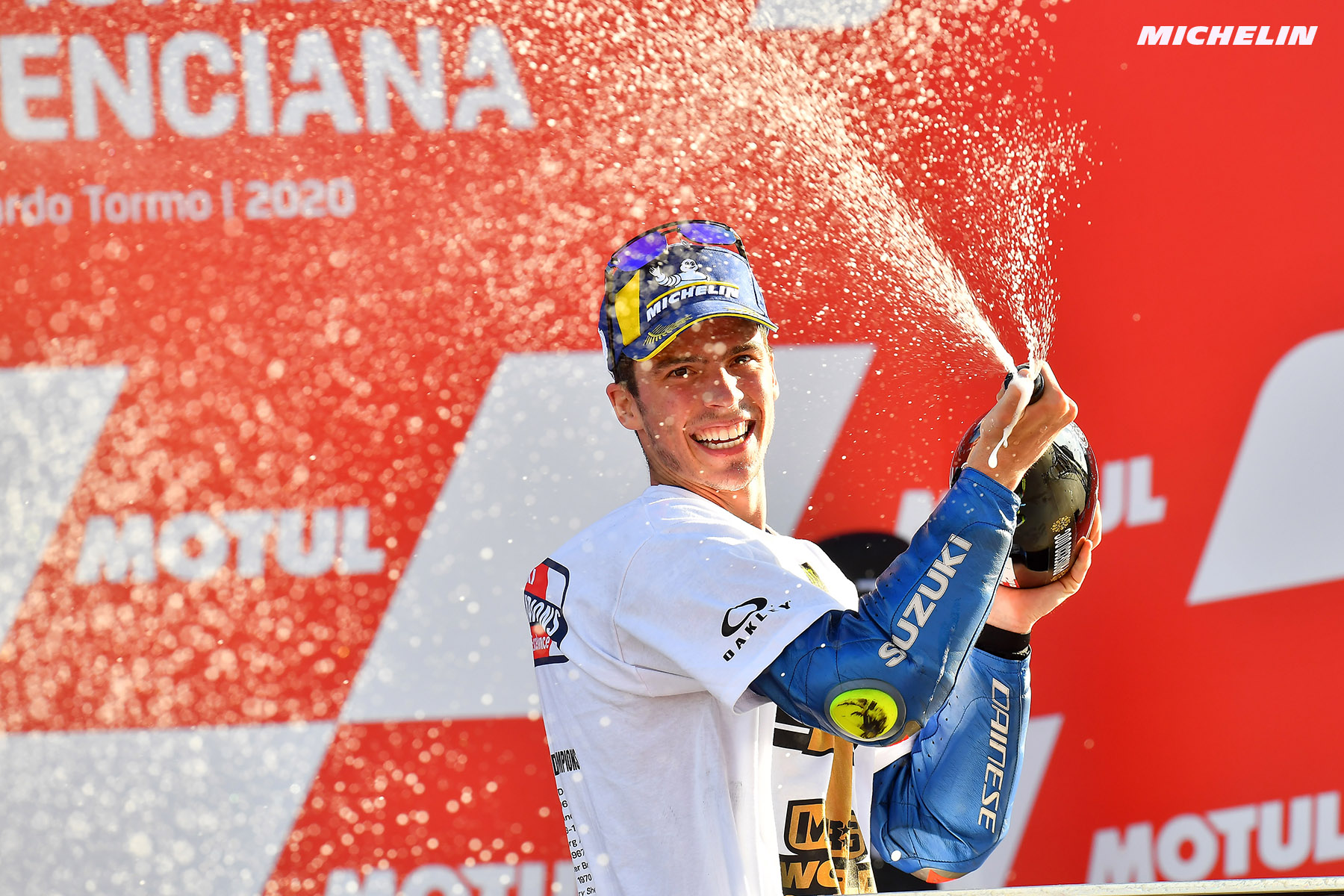 MotoGP™: Valencia honours for Morbidelli, as Mir clinches title!
