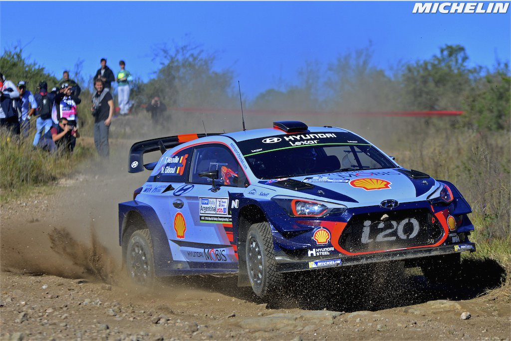WRC: Neuville claims Argentina win by 7/10ths of a second!